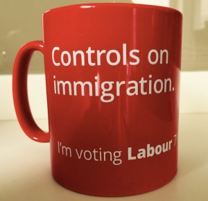 Labour may wave the white flag on free movement of people, I won't
